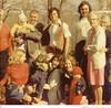 At the farm: Grandpa Bill, John J, Doug, Joey, Craig, Grandma Nicholson, Wilda<br /> Casey, Mom, Jean, JP, Laurie, Martha, Dylan