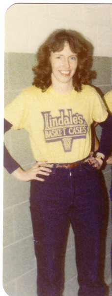 Lindale Jr, High--Mom on their team--The Basket Cases
