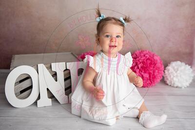 Josephine turns 1
