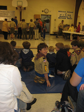 Josh - Cub Scouts 2009