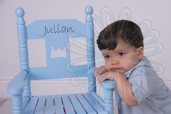 Julian 1st Birthday Photoshoot