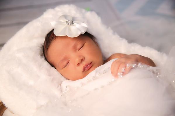 Juliet Newborn Session