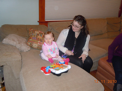 Juliette's1st Birthday