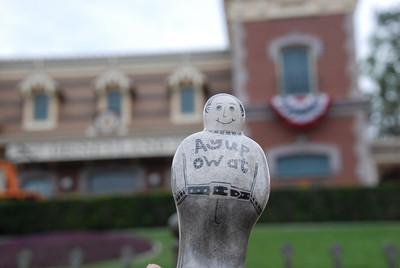 July 2013 Disneyland