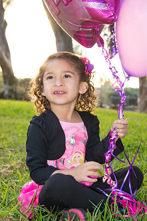 Jurnee's 4th Birthday 2013