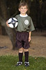 Soccer portrait - The Eureka Panthers (U6)