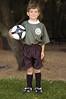 Soccer portrait - The Eureka Panthers (U6)