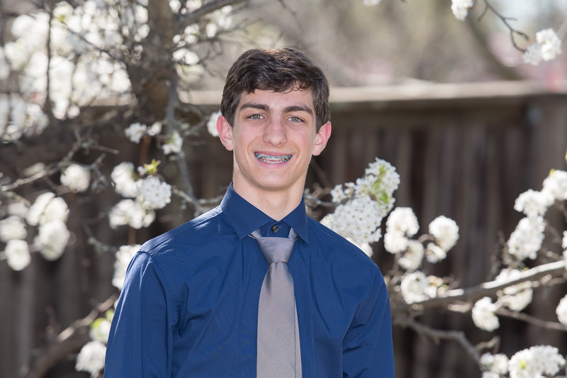 Charlie's Confirmation