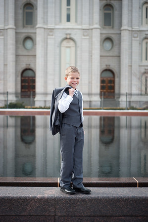 Kai Baptism