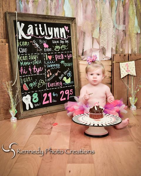Kaitlynn 1st Year Portraits