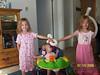 Abbie, Sammie and Kassie