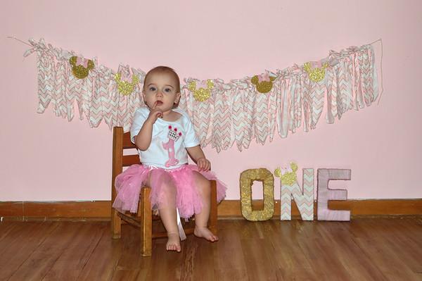 Kayleigh's 1st Birthday