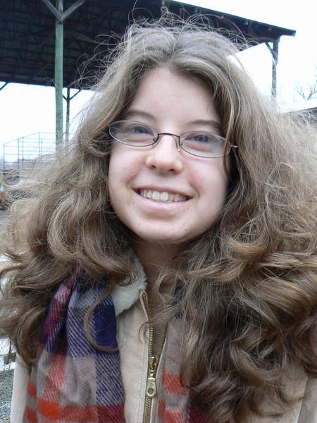No longer a teenager - still beautiful.