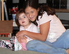 Layla and Grace - happy