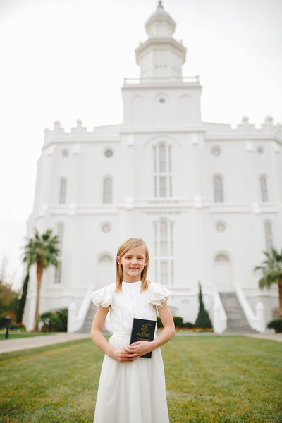Kendall Baptism