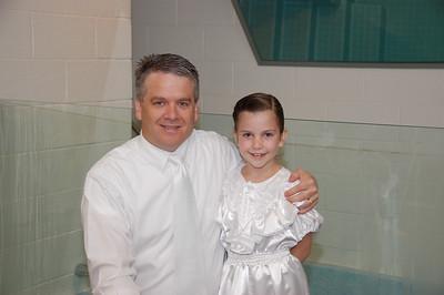 Kendra Baptized