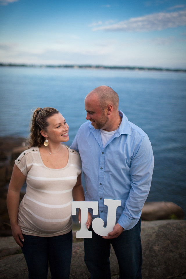 Kerianne & Tim Maternity Shoot