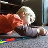 Intent on Legos