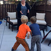 Catch with Grandma Jerianne