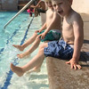 Swimming Session #2 (Click to see Video)