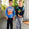 First Day of Lab School Preschool at Merritt College