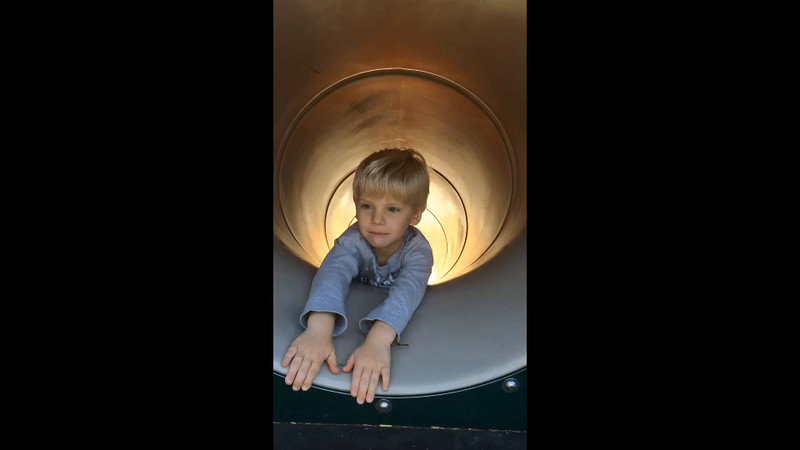 Click to see Boys having Fun with Slides Video