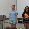 Annie poetry recital - June 2012