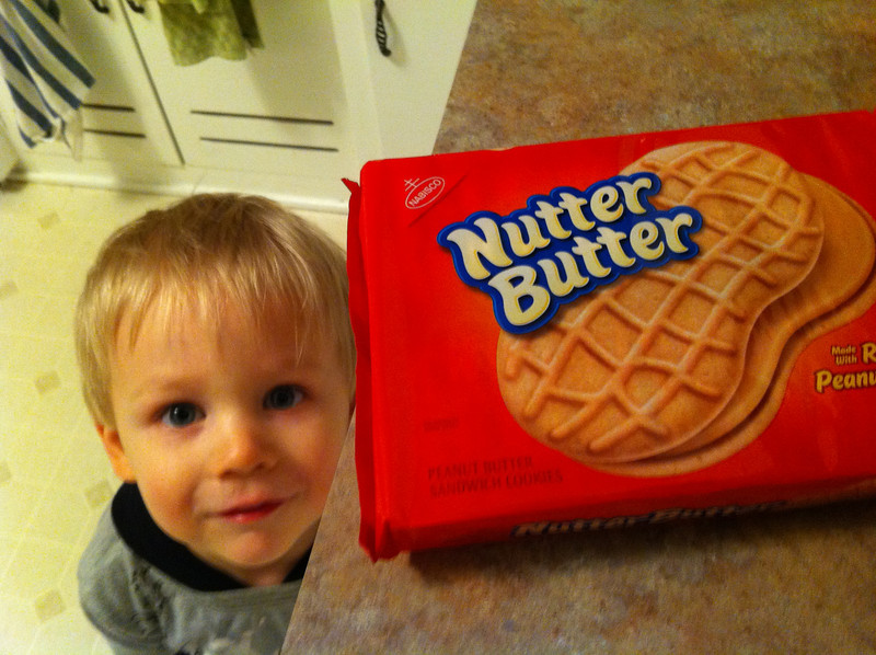 I want a Netter Butter that size of my head!
