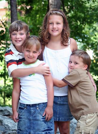 Kids in Atlanta August 2008