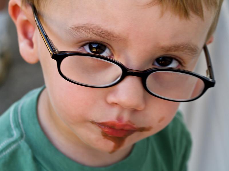 glasses and a fudgsicle 2