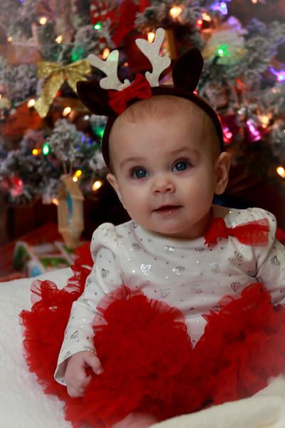 Kiera RaeLynn Christmas 2015