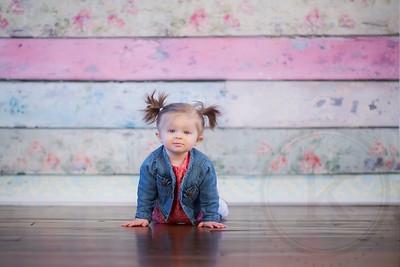 Kira 9 months