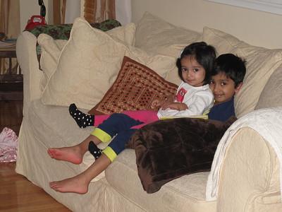 Kiran and Nina/Nisha