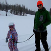 02-25-2014 Cross country skiing