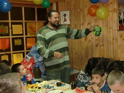 2011-07-31...2011-08-13, Summer camp near Kostroma