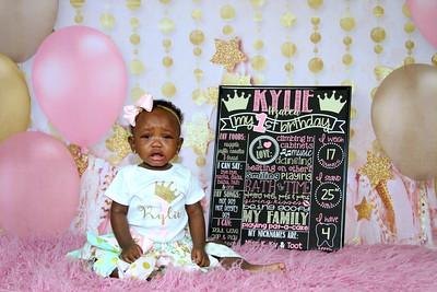 Kylie~1st Birthday