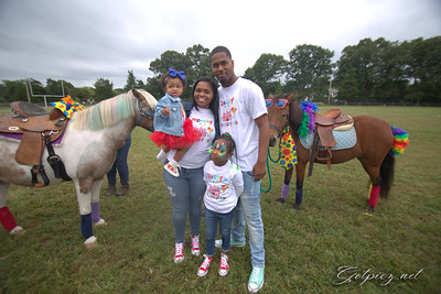 KYLIE'S 1st Carnival Party