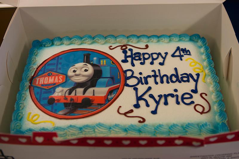 Kyrie's Birthday Party