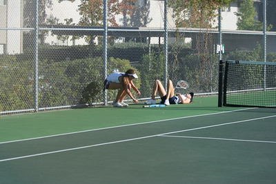 LAHS JV Tennis Fall 09