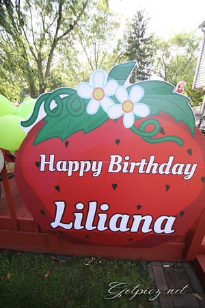 LILIANA'S 1ST BIRTHDAY PARTY