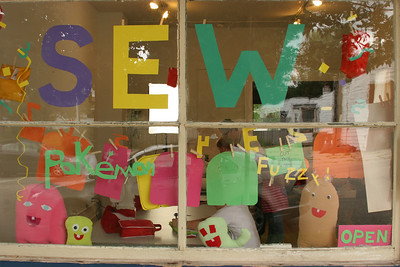 1 front store window