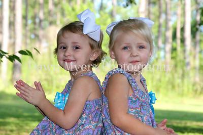 Laney & Emma~3 yrs old