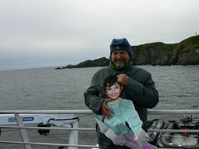 LARRY AT CAPE HORN
