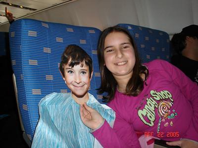 Flying to Aruba