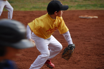 Jack on the double play