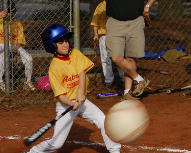 Jimmy batting 2