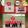 Baseball 1-810 team photo Leisure World Team 2015 team photo Prestyn PROOF