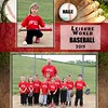 Baseball 1-810 team photo Leisure World Team 2015 team photo Halle proof