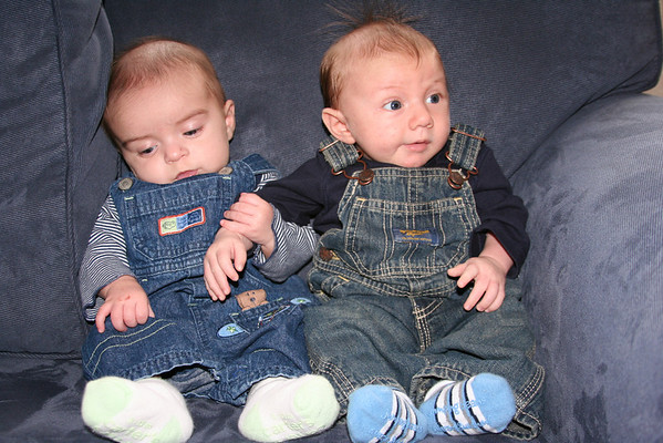 Levi and Evan