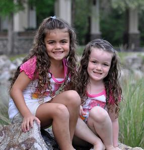 Liahna and Sophia